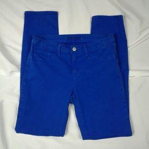 J Brand blue skinny leg jeans Brt Royal 27